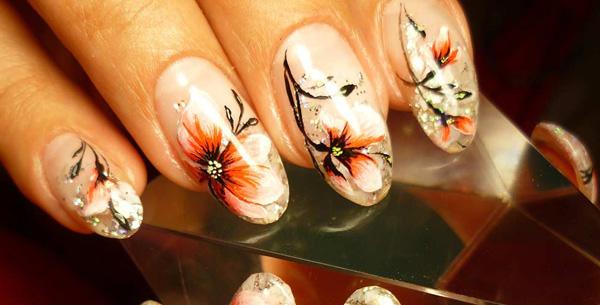 красивые гелевые ногти фото