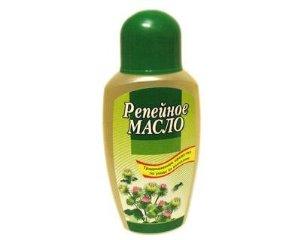 маска для волос с репейным маслом против выпадения волос в домашних условиях