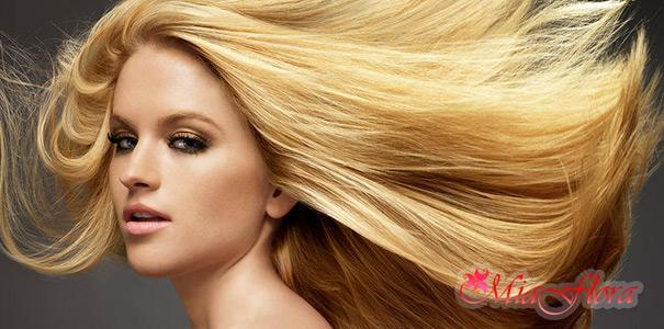 бесцветная хна может изменить цвет окрашенных волос