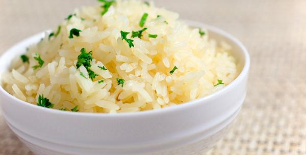 как приготовить вкусный и красивый рис
