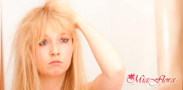 как лечить сухие волосы в домашних условиях