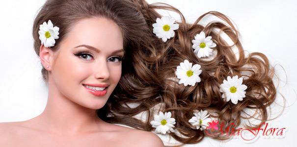 уксус очень полезен для волос