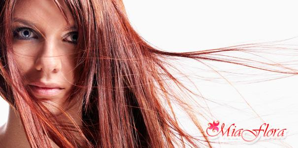 волосы после применения эфирного масла