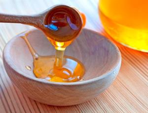 мед против выпадения волос