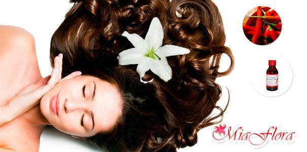 аптечная перцовая настойка для роста волос