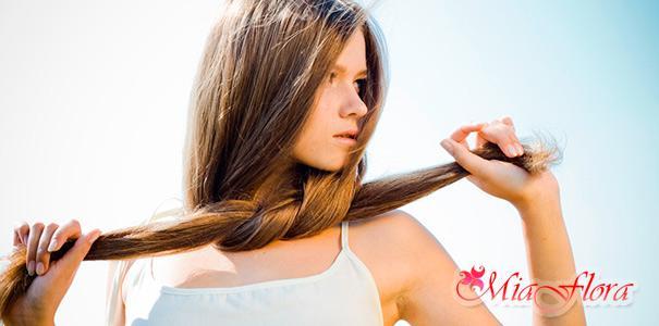 сухие волосы, как с ними бороться