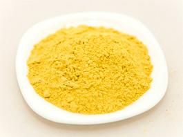 порошок горчицы и масло персиковых косточек