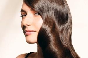 гладкость волос