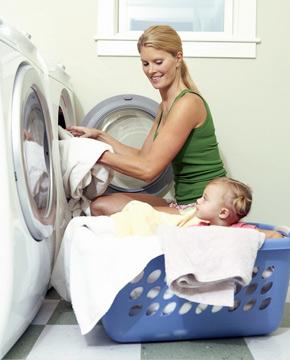 Как стирать пуховик в стиральной машине и правильно сушить