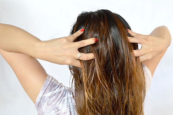 масла для волос против перхоти